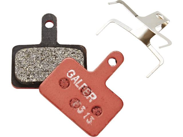 GALFER BIKE Advanced Bremsbelag shimano br-m416/445/446/485/486/515/525/575,br-c601